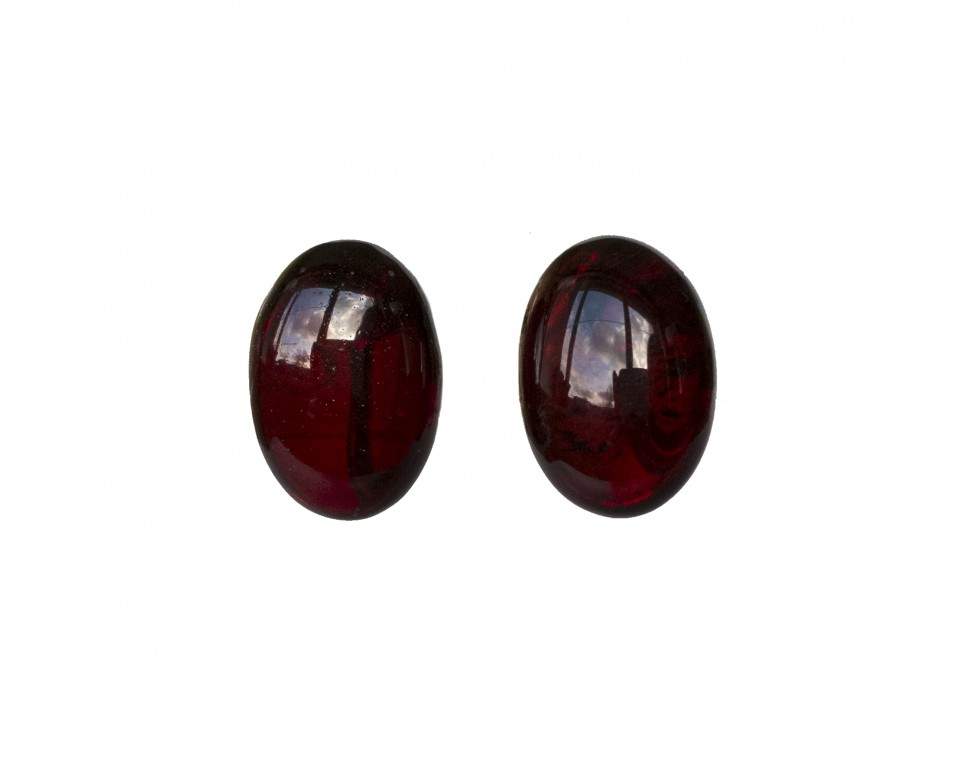 Cherry color amber plums clips