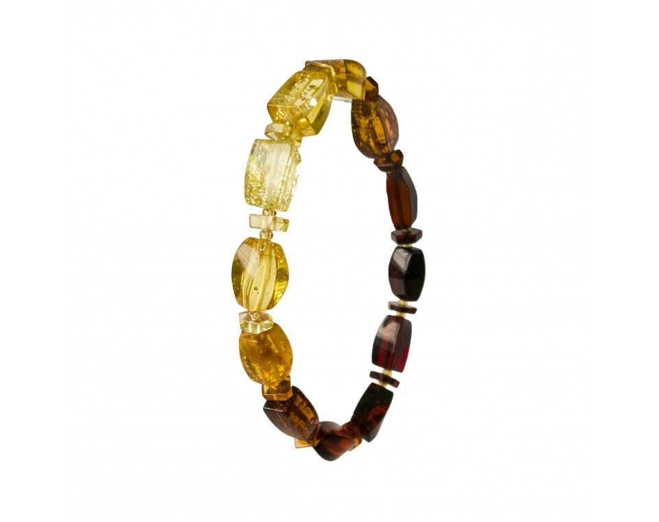Cherry rainbow fragments bracelet