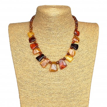 M classy mix necklace