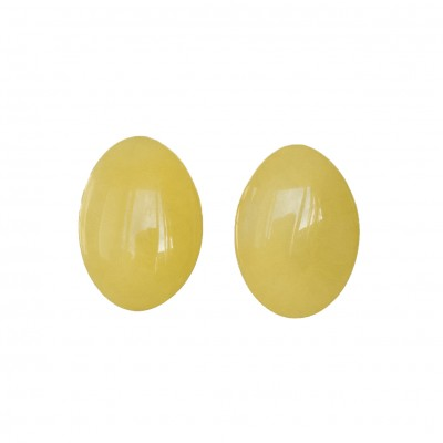 Matt clips earrings #01